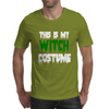 WITCH COSTUME Mens T-Shirt