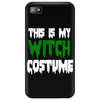 WITCH COSTUME Phone Case