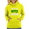 WITCH COSTUME Womens Hoodie