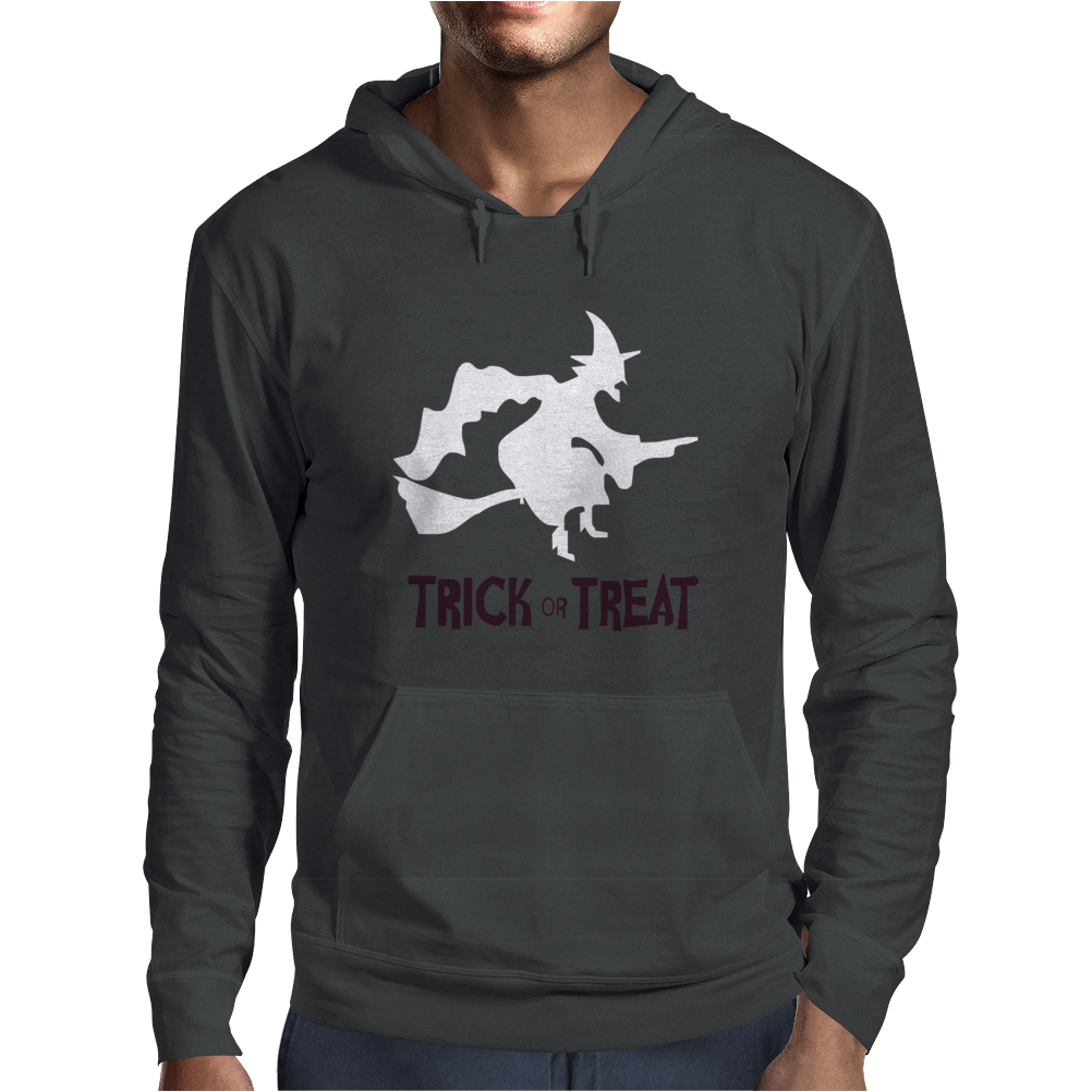 Witch Halloween Fancy Mens Hoodie