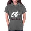 Witch Halloween Fancy Womens Polo