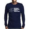 Without Geometry Life Is Pointless Mens Long Sleeve T-Shirt