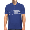 Without Geometry Life Is Pointless Mens Polo