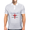 Without Love I am nothing Mens Polo