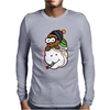 Wiz Khalifa Wiz Koopa Hip Hop Mens Long Sleeve T-Shirt