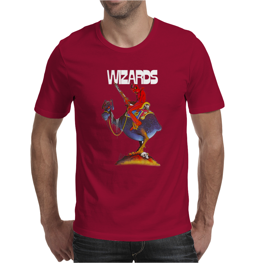 Wizards Mens T-Shirt