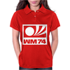 Wm 74retro Deutschland Womens Polo