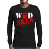 Wod Killa Mens Long Sleeve T-Shirt