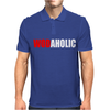 Wodaholic Mens Polo