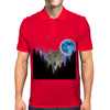 Wolf StarLight Mens Polo