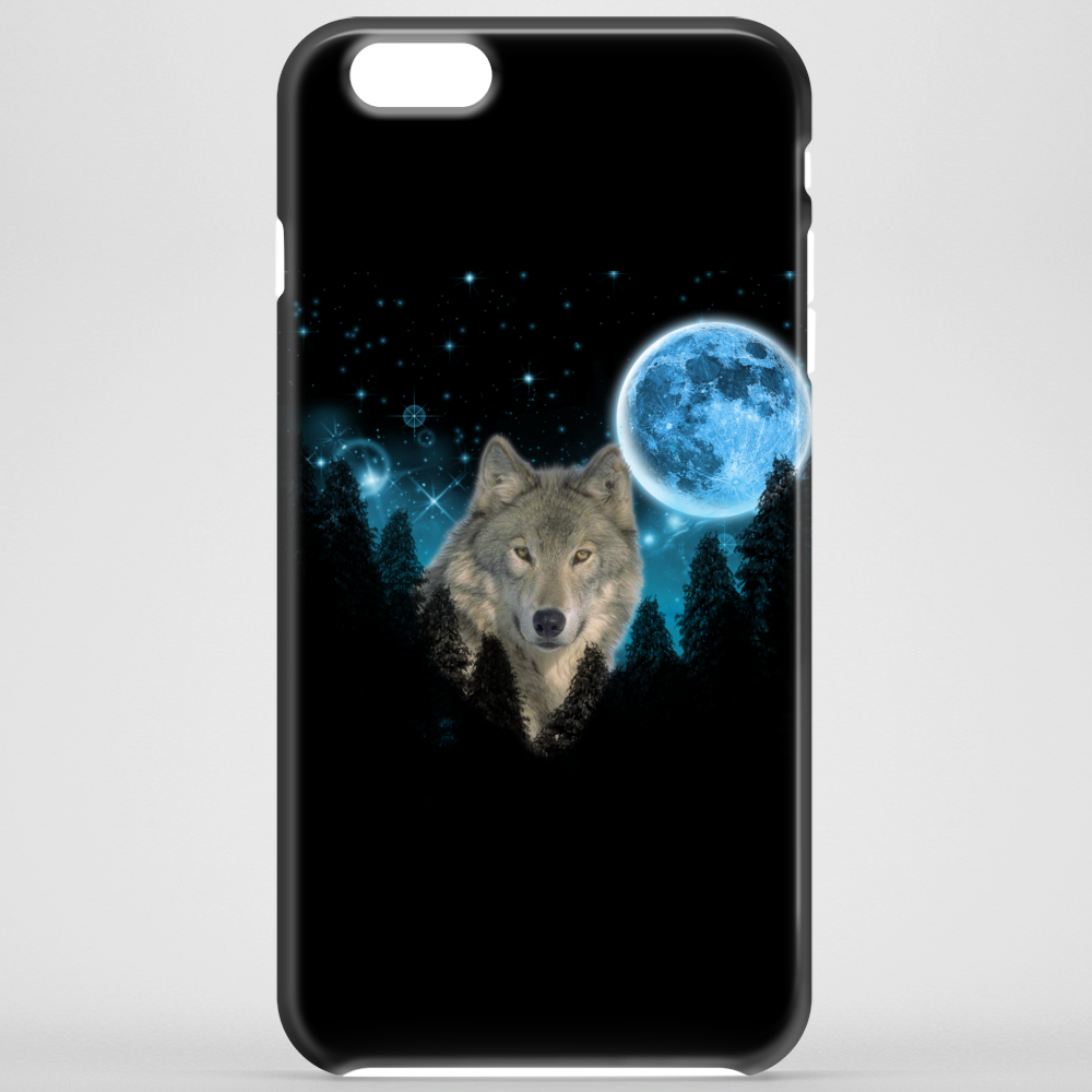 Wolf StarLight Phone Case