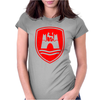 Wolfsburg Classic Vw Womens Fitted T-Shirt