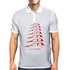 Wolfsburger Hatch SilhouetteHistory Mens Polo
