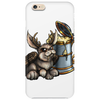 Wolpertinger's Tankard Phone Case