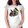Wolpertinger's Tankard Womens Fitted T-Shirt