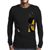 Wolvenion - Wolverine + minion Mens Long Sleeve T-Shirt
