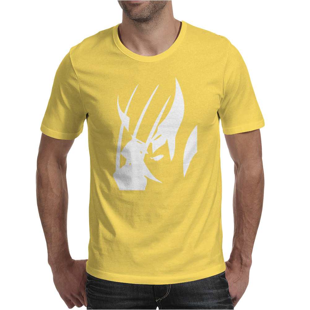 WOLVERINE IMAGE X-MEN AVENGERS MARVEL COMICS GIFT Mens T-Shirt