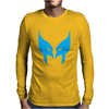 WOLVERINE MASK X-MEN AVENGERS MARVEL COMICS GIFT Mens Long Sleeve T-Shirt