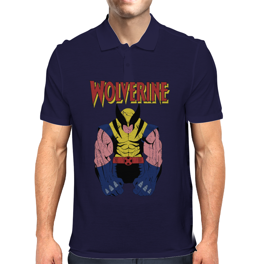 Wolverine Mens Polo