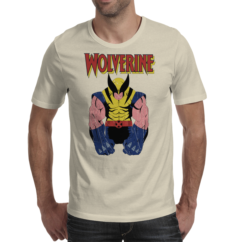 Wolverine Mens T-Shirt