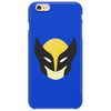 Wolverine Minimal Art Phone Case