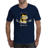 Wolverine Minion Marvel Despicable Mens T-Shirt