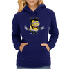 Wolverine Minion Marvel Despicable Womens Hoodie