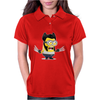 Wolverine Minion Marvel Despicable Womens Polo