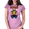 Wolverine Womens Fitted T-Shirt