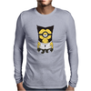 Wolverine X-Men(ion) Tee Mens Long Sleeve T-Shirt
