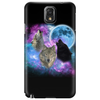 Wolves Mystical Night 2 Phone Case
