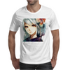 woman devian Mens T-Shirt