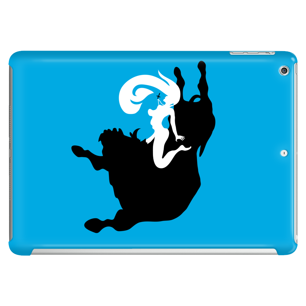 Woman on Bull Tablet (horizontal)