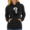 Woman on Bull Womens Hoodie