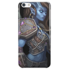 woman warrior Phone Case