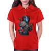woman warrior Womens Polo