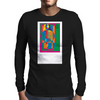 woman4 Mens Long Sleeve T-Shirt