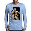 WONDER WOMAN Mens Long Sleeve T-Shirt