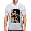 WONDER WOMAN Mens Polo