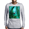 Wonderful dolphin Mens Long Sleeve T-Shirt