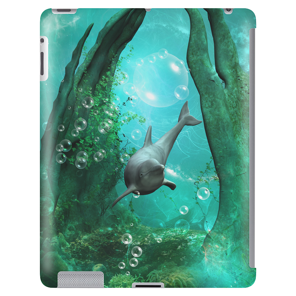 Wonderful dolphin Tablet