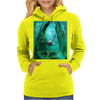 Wonderful dolphin Womens Hoodie