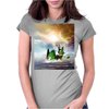 Wonderful fairy Womens Fitted T-Shirt