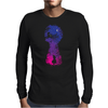 Wonderous World Mens Long Sleeve T-Shirt