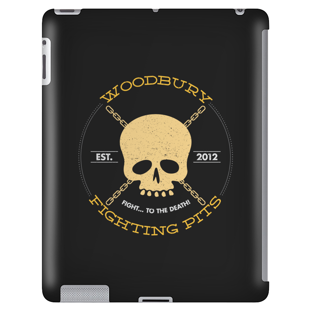 Woodbury Fighting Pits Tablet
