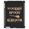 WOODEN SPOON SURVIVOR Tablet (vertical)