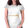 Wooden Spoon Survivor Womens Fitted T-Shirt