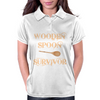 WOODEN SPOON SURVIVOR Womens Polo