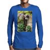 Woodstock Mens Long Sleeve T-Shirt