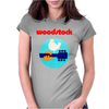 Woodstock Music Festival Womens Fitted T-Shirt